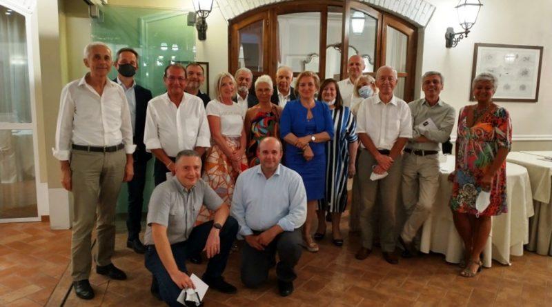 Passaggio di consegne nel Lions Club Mirandola – Anno 2021/2022